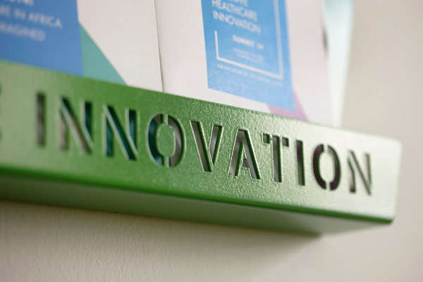 Advice for innovative idea for your firm or company