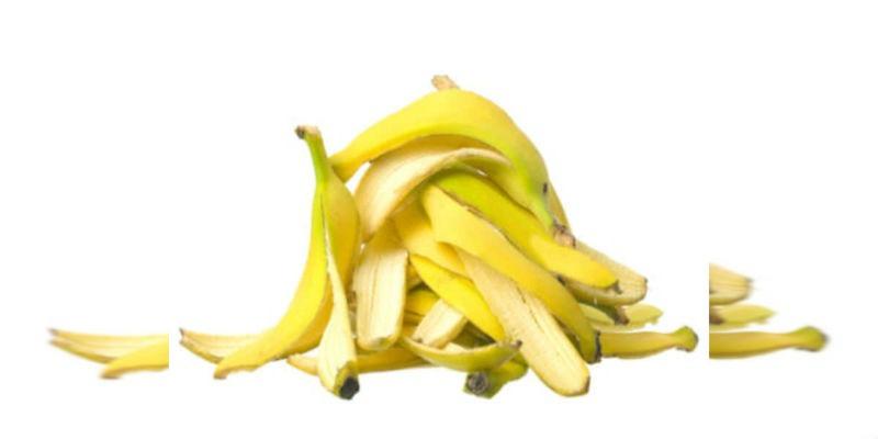 Banana Peels Yummi – D-Vitamins & Serotonine